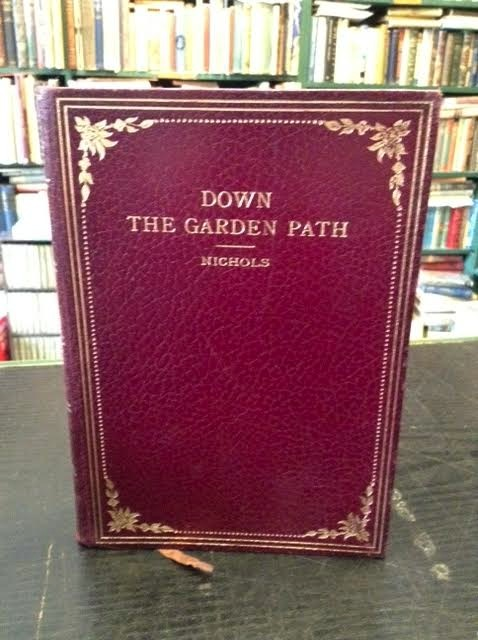 Image for Down the Garden Path