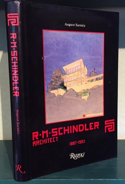 Image for R. M. Schindler, Architect: 1887-1953: A Pupil of Otto Wagner, Between International Style and Space Architecture