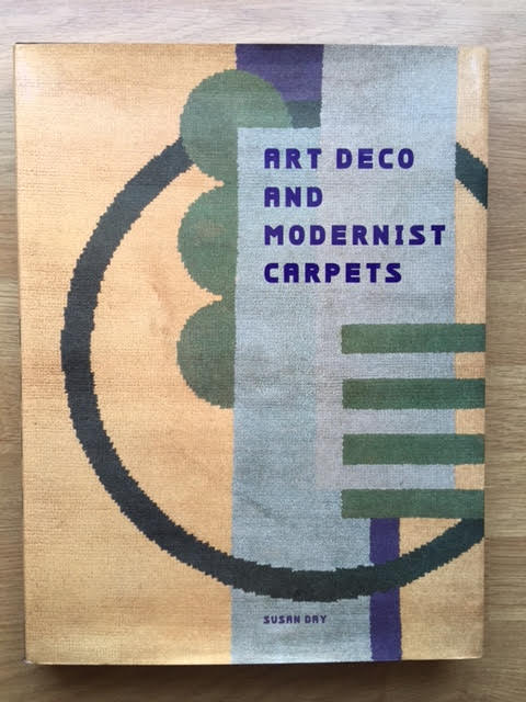 Image for Art Deco and Modernist Carpets