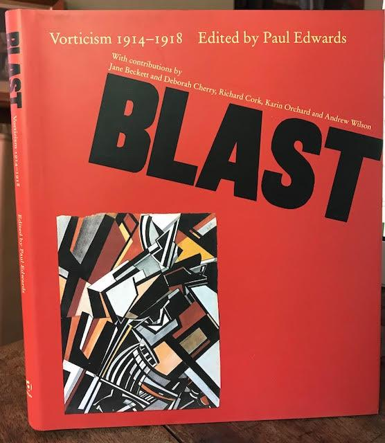 Image for Blast : Vorticism 1914-1918