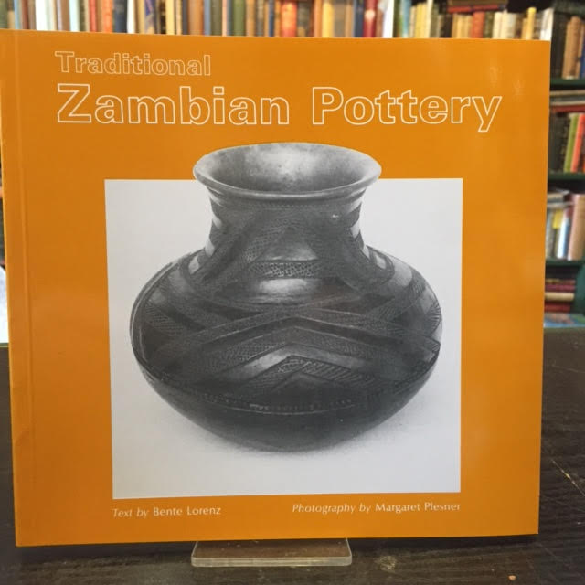 Image for Traditional Zambian Pottery