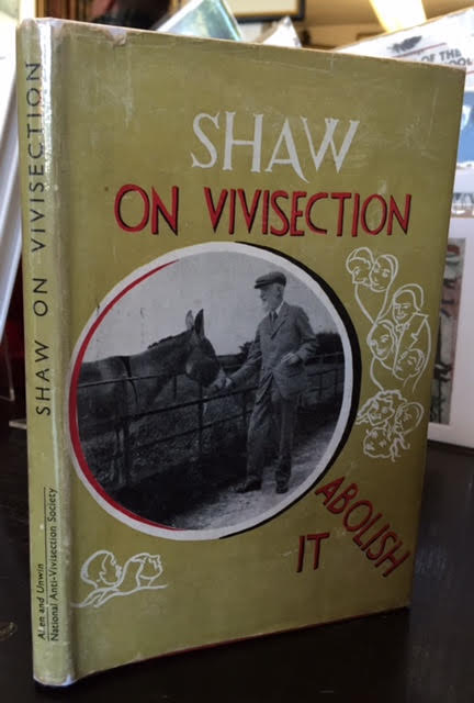 Image for Shaw on Vivisection