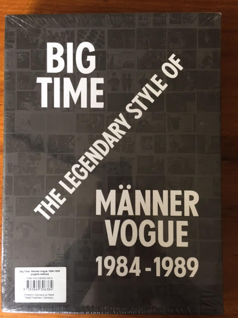 Image for Big Time: The Legendary Style of Manner Vogue 1984-1989