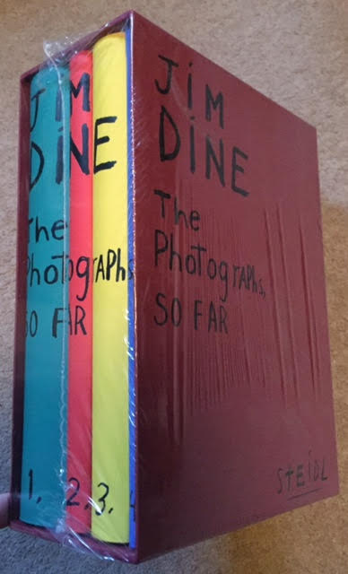 Image for Jim Dine: The Photographs, So Far (Vol. 1 - 4)