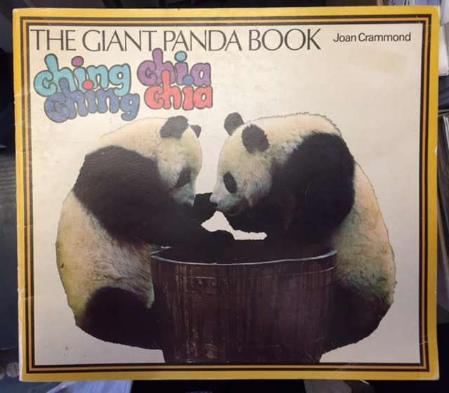 Image for The Giant Panda Book. Ching-Ching Chia-Chia