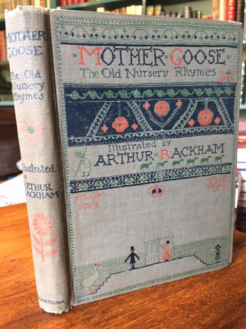 Image for Mother Goose. The Old Nursery Rhymes
