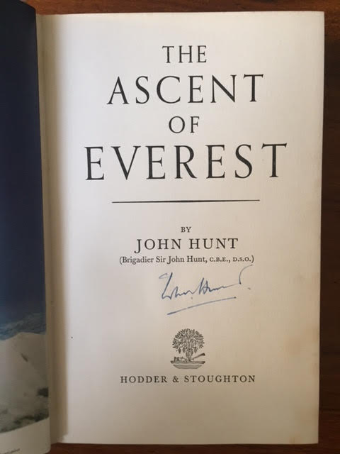 Image for The Ascent of Everest