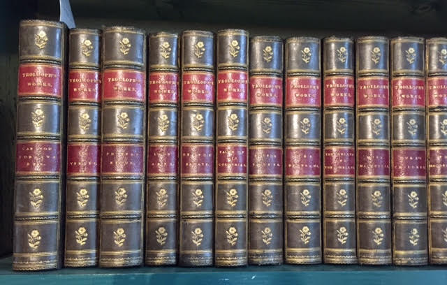 Image for Trollope's Works. In thirty volumes