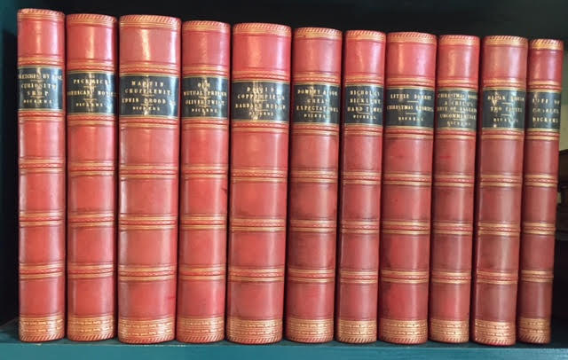 Image for The Works of Charles Dickens. Eleven volumes [22 volumes bound as 11]
