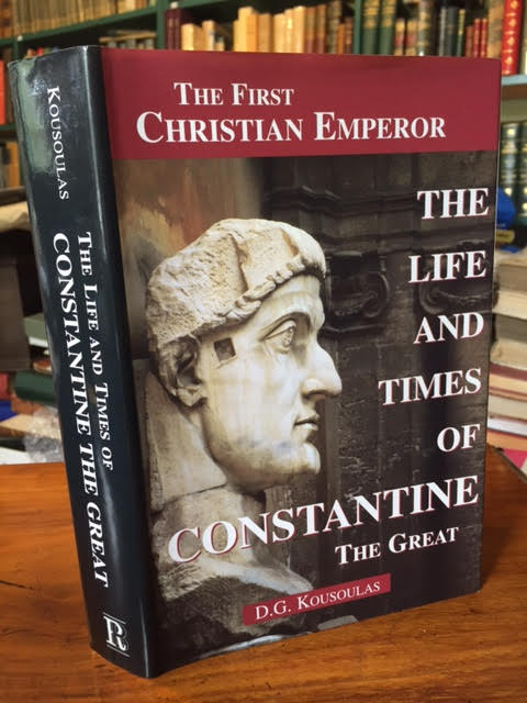 Image for The Life and Times of Constantine the Great: The First Christian Emperor, Second Edition, 2003