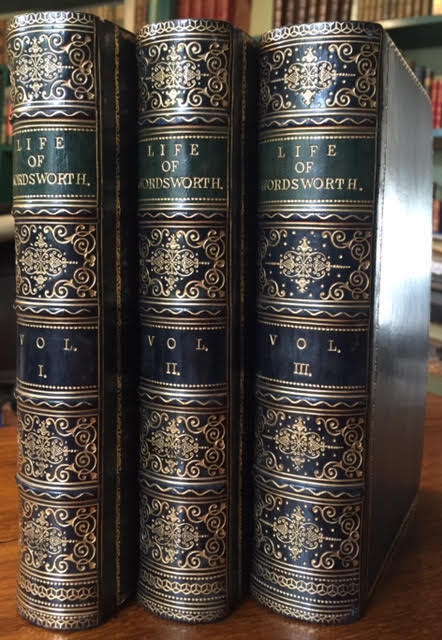 Image for The Life of William Wordsworth. In three volumes