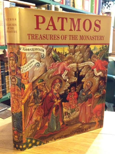 Image for Patmos Treasures of the Monastery