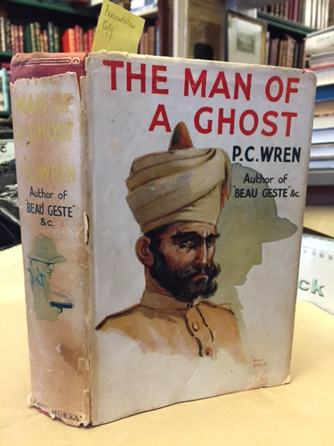 Image for The Man of a Ghost