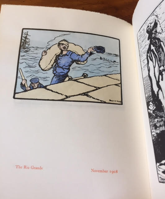 Image for A Little Books of Drawings : Gathered From 'A Broadside'