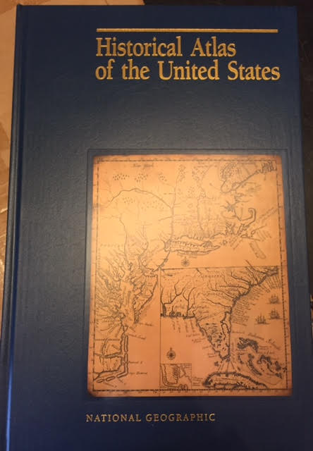 Image for Historical Atlas of the United States