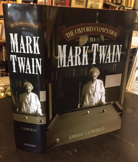 Image for The Oxford Companion to Mark Twain