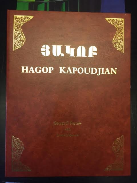 Image for Hagop Kapoudjian: The First and Greatest Master of the Kum Kapi School