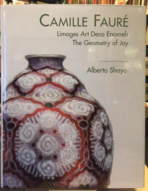 Image for Camille Faure: Limoges Art Deco Enamels - the Geometry of Joy