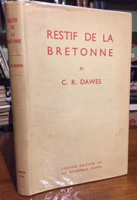 Restif de la Bretonne 1734-1806