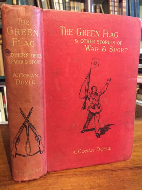 Image for The Green Flag and Other Stories of War and Sport