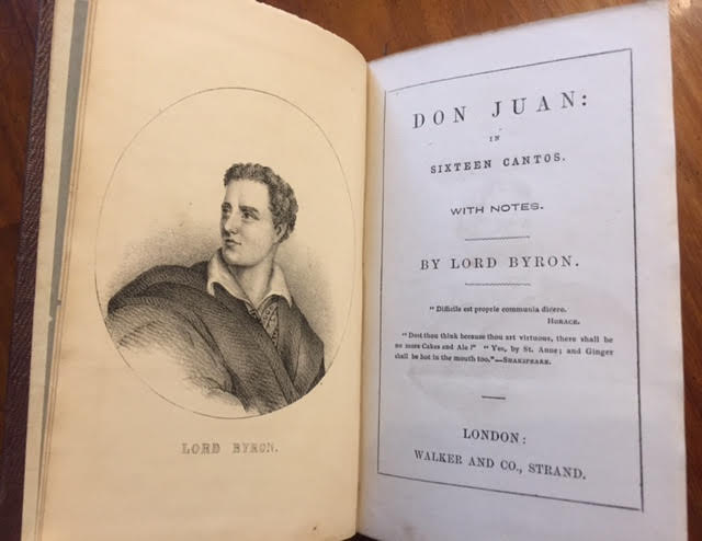 Image for Don Juan : In Sixteen Cantos