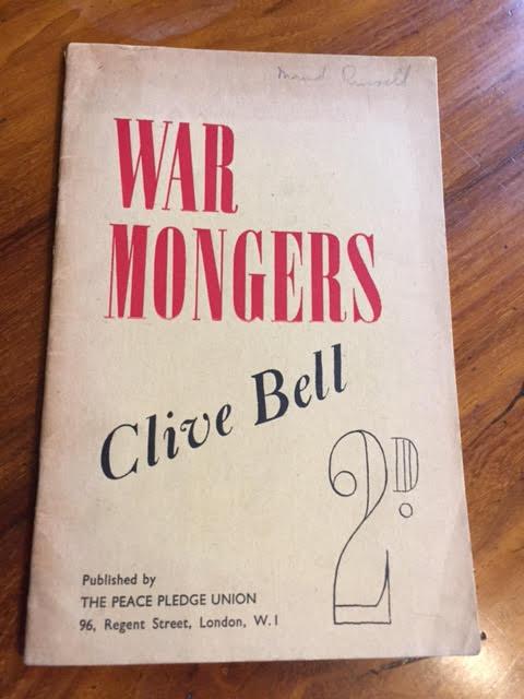 War Mongers