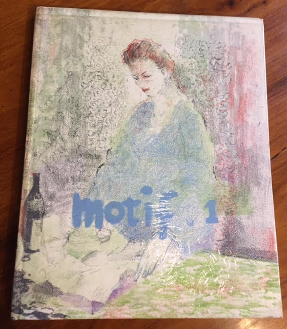 Image for Motif : A Journal of the Visual Arts. Issue No. 1, November 1958