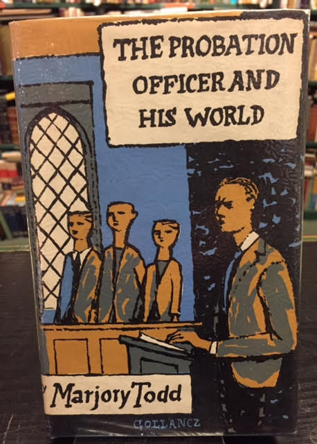 The Probation Officer and His World