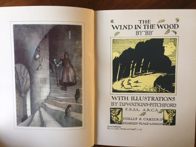 Image for The Wind in the Wood