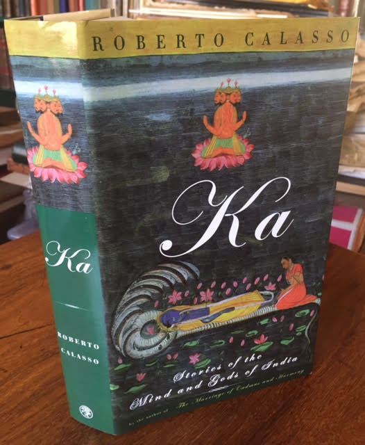 Image for Ka : Stories of the Mind and Gods of India