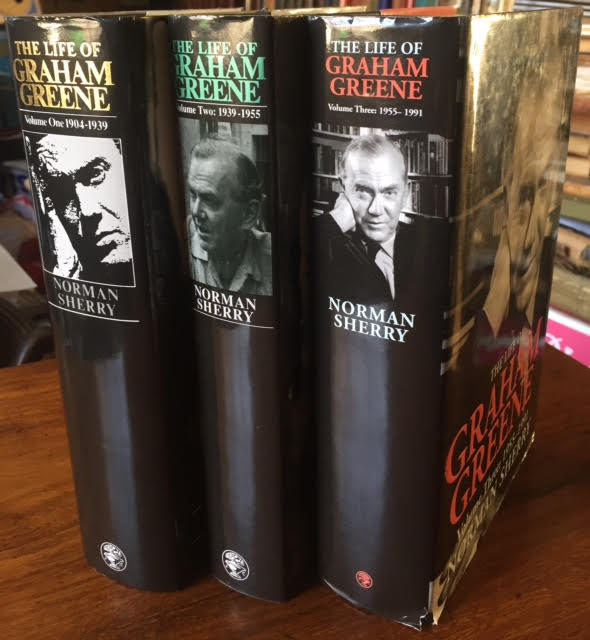 Image for The Life of Graham Greene : Vol. 1: 1904-1939, Vol. 2: 1939-1955, Vol. 3: 1955-1991. In 3 volumes complete