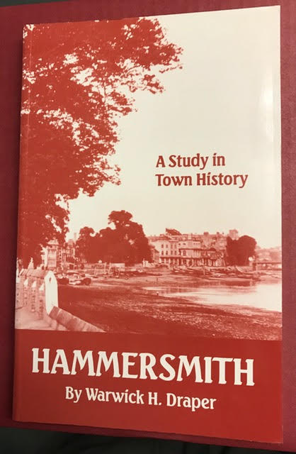 Image for Hammersmith  A Study in Town History