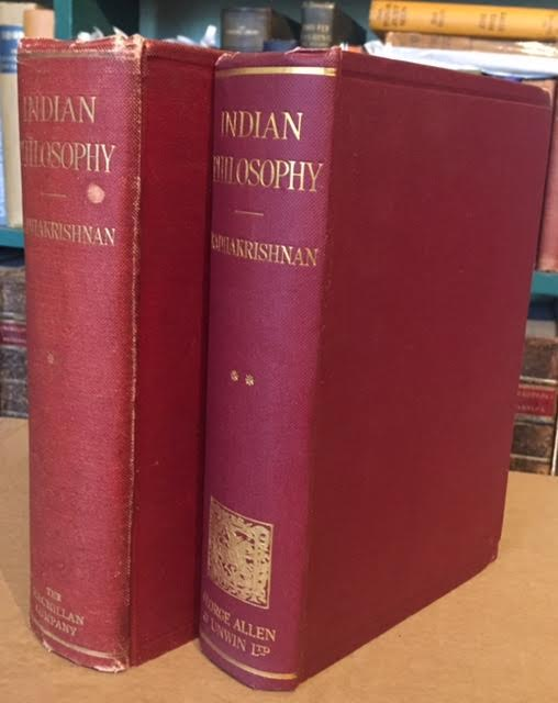 Image for Indian Philosophy. In two volumes