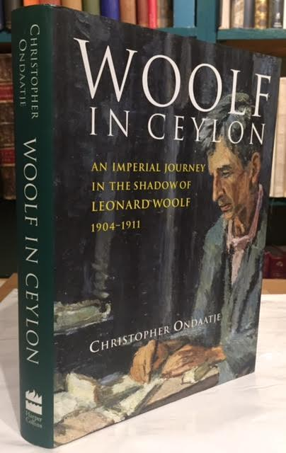 Image for Woolf in Ceylon: An Imperial Journey in the Shadow of Leonard Woolf, 1904-1911