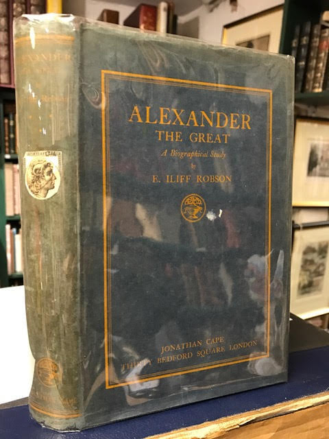 Image for Alexander the Great : A Biographical Study