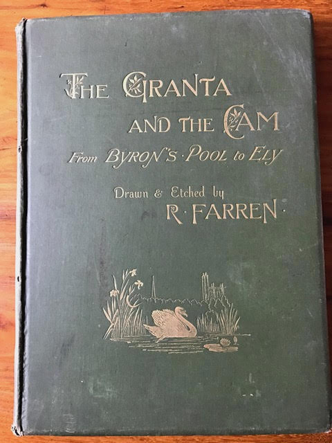 Image for The Granta and the Cam, From Byron's Pool to Ely