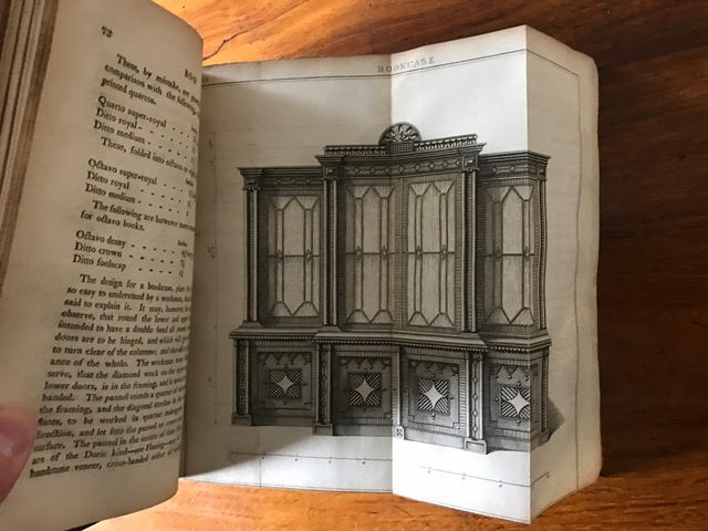 Image for The Cabinet Dictionary : Containing an Explanation of all the Terms Used in the Cabinet, Chair and Upholstery Branches; With Directions for Varnish-making, Polishing, and Gilding...