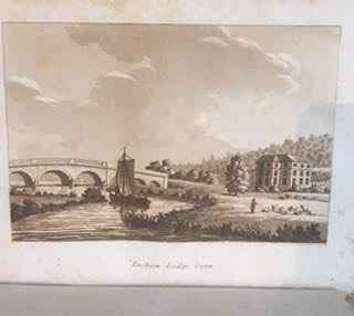 Image for Picturesque Views on the River Thames : From Its Source in Glocestershire [sic] to The Nore; With Observations on the Public Buildings and other Works of Art in its Vicinity. In two volumes