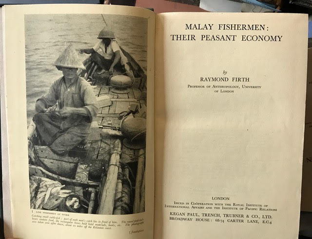 Image for Malay Fisherman : Their Peasant Economy