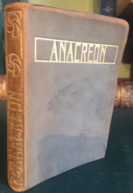 Image for The Odes of Anacreon
