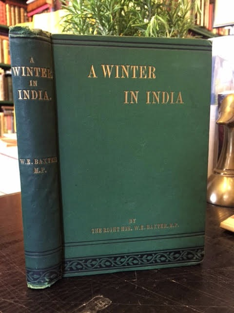 Image for A Winter in India