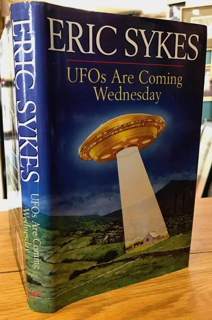 Image for UFOs Are Coming Wednesday