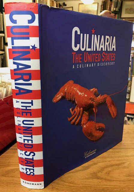 Image for Culinaria: The United States: A Culinary Discovery