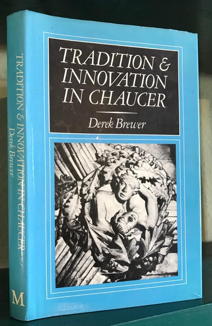 Image for Tradition and Innovation in Chaucer