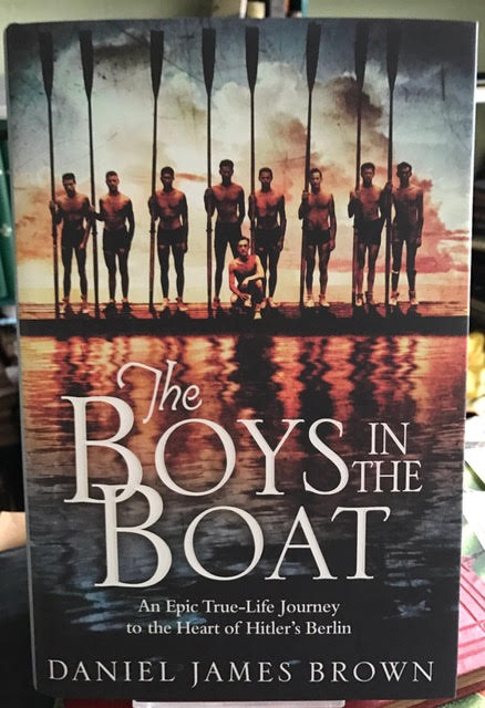 Image for The Boys In The Boat - An Epic True-Life Journey to the Heart of Hitler's Berlin