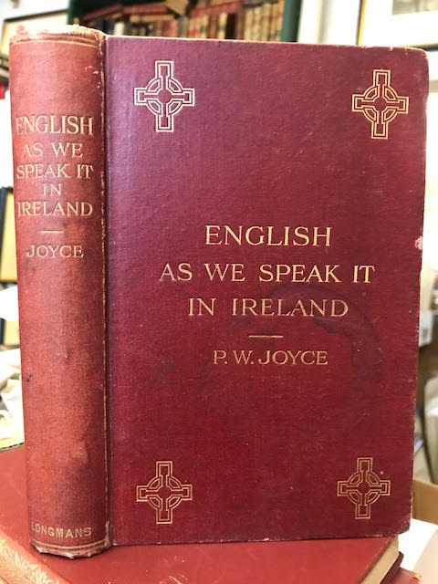 Image for English As We Speak It In Ireland