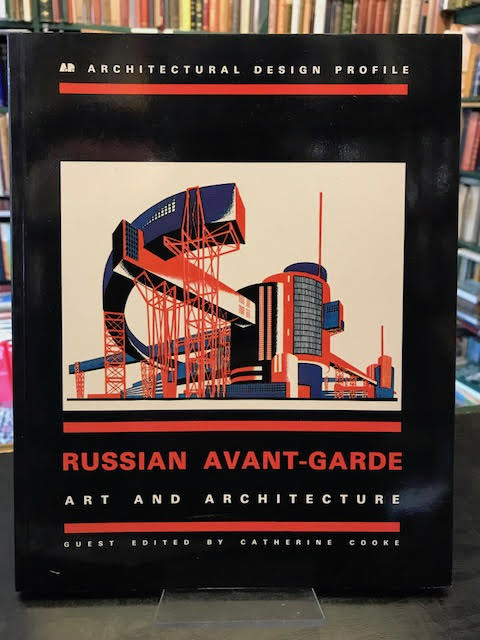 Image for Russian Avant-Garde Art and Architecture Architectural Design Profile