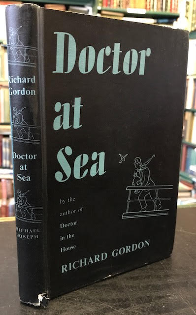 Image for Doctor at Sea