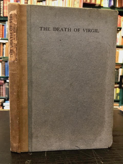 The Death of Virgil a Dramatic Narrative.