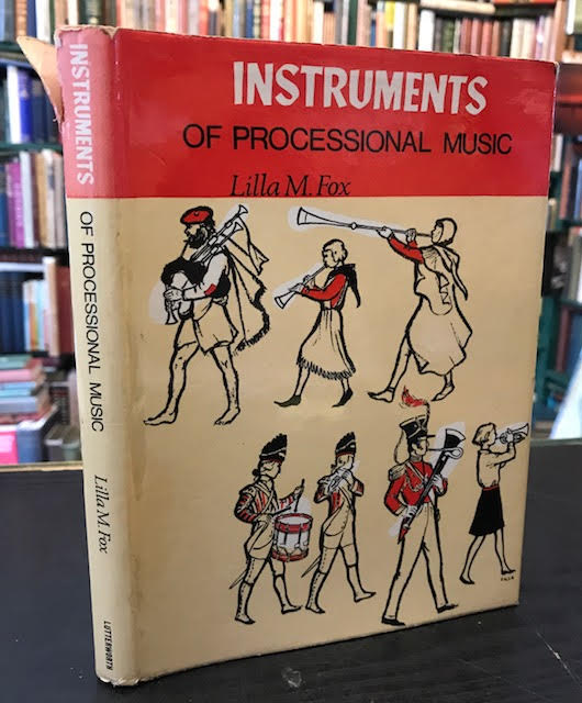 Instruments of Processional Music : A History of Musical Instruments